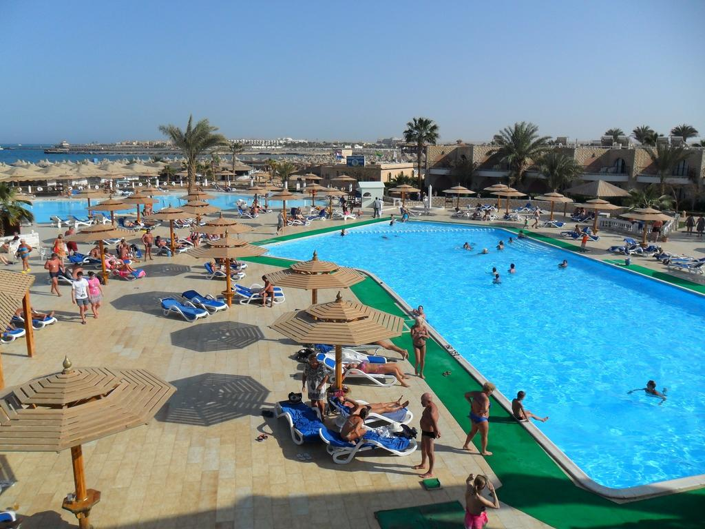 ALADDIN BEACH RESORT 4* ! HURGADA